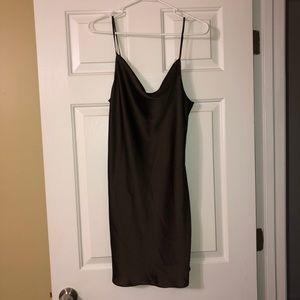 Like New cowl neck slip dress!